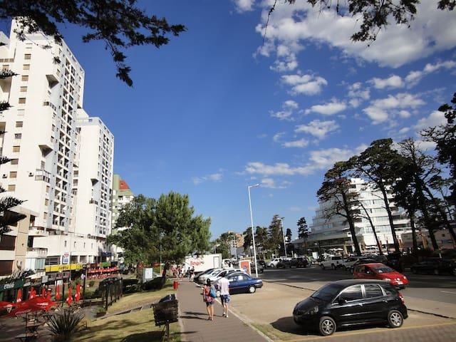 Departamento centro Pinamar - Pinamar