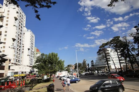 Departamento centro Pinamar - Pinamar - Apartament