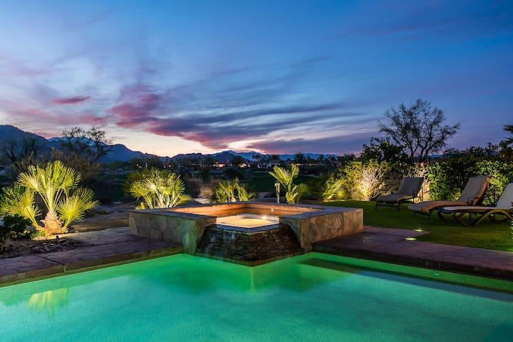 MILLION DOLLAR HOME - PGA West 4BR/5BA Pool/Spa