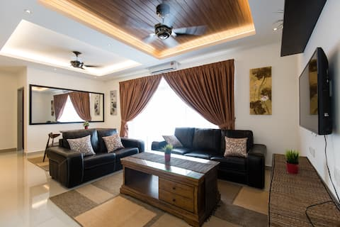 Palm Armada, 3BRs Dwiputra Residence, Putrajaya