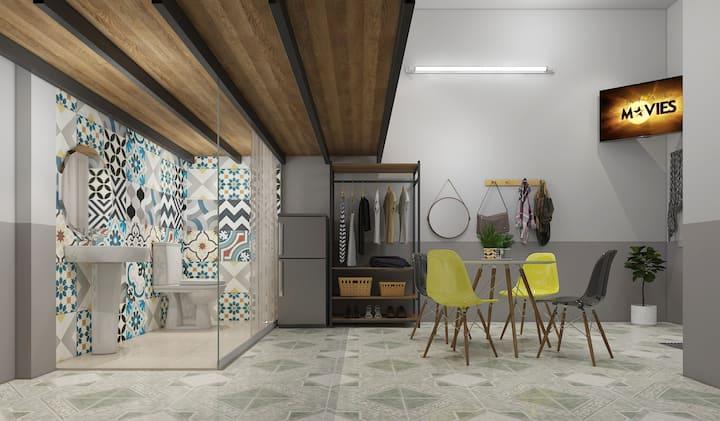 Le Conte Danang homestay Mezzanine 2