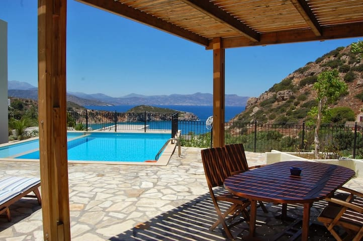Deluxe maisonette Ouranos with wonderful sea view - Lasithi - Willa