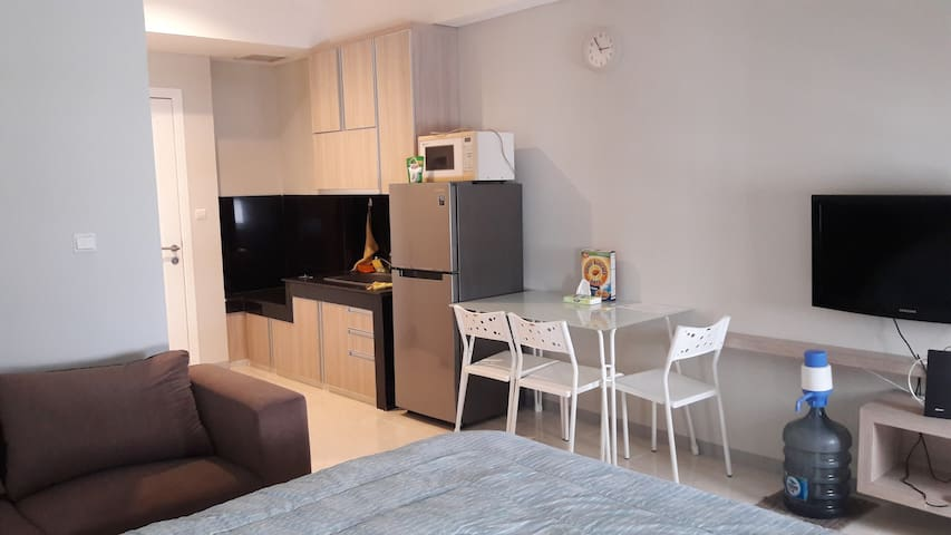 studio Apartment in ALAM SUTERA - Pinang - Daire