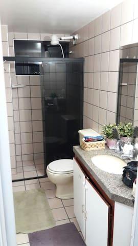 Suites Aconchegantes a 300 metros da Beira Mar - Fortaleza - Departamento