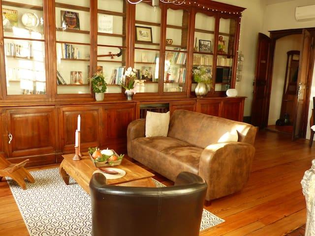 Appartement de charme 130 m²- REVEL Centre Ville