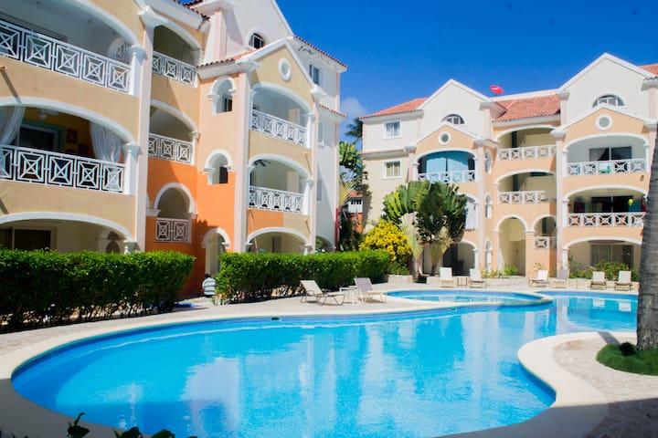 Nice Apartment close to the beach! - Punta Cana - Apartamento