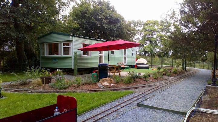Railway Cottage Caravan No 2