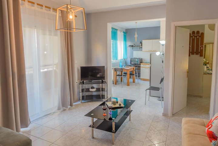 Amazing apartment in the heart of the city center - Alexandroupoli - Appartement