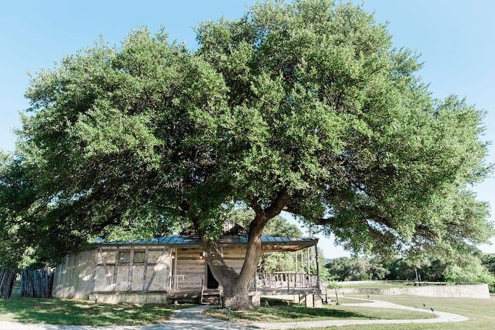 Contigo Ranch #5 | Historic Hill Country Cabin