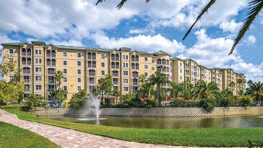 Mystic Dunes Golf Resort-2 bdrm ******* - Celebration - Apartment