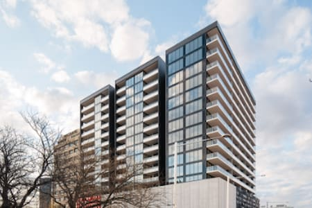 Modern Luxury Apartment in the heart of Canberra - 堪培拉 - 公寓