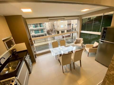 Moderno e aconchegante Home Studio no Itagua