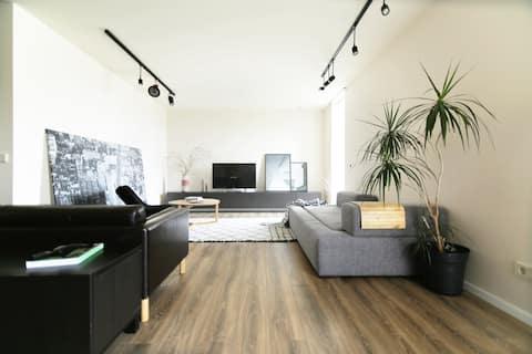 Apartamento en una casa de arquitectos