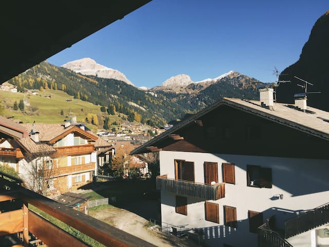 Your terrace on the Dolomites - Campitello di Fassa - Flat