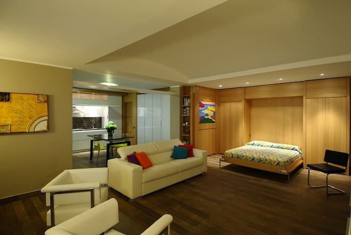 Vicino al mare Casa Vacanza EliDa - Palermo - Apartamento