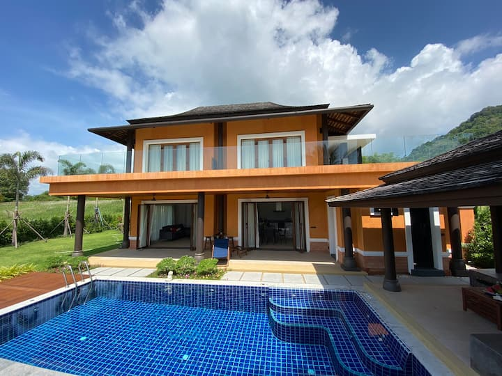 Villa Tango with private Pool, Koh Yao Noi