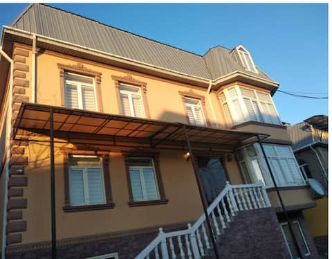3 floor quite cottage in Dushanbe
