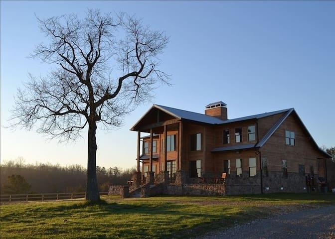 Beautiful Home in Peaceful Setting - Huntsville - Hus