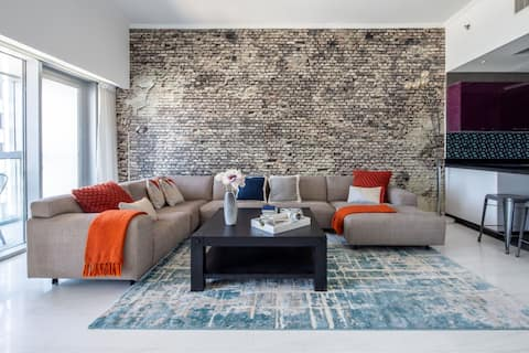 Stunning 2BR Apartment Dubai Marina