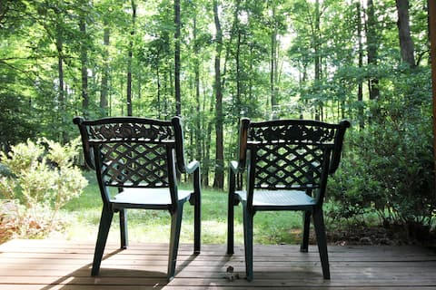 Relax at Forest Haven and Enjoy the Fall Colors!