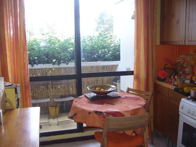 Grand studio dans résidence calme proche du RER - Les Ulis