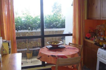 Grand studio dans résidence calme proche du RER - Les Ulis - Apartamento