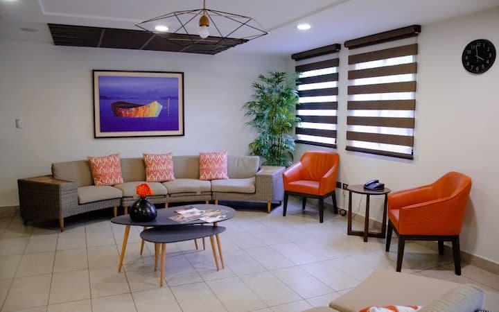 Hotel Gardenia Inn Habitación con 1 o 2 camas