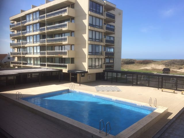 Apartment in De Panne