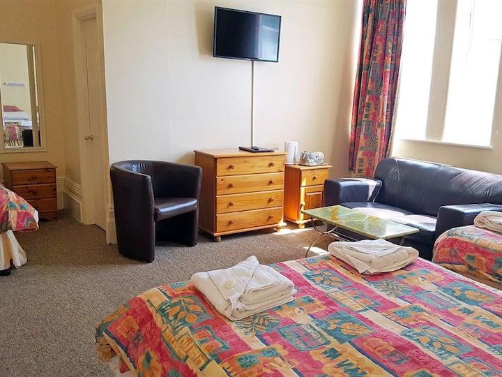 Family Room at Medehamstede