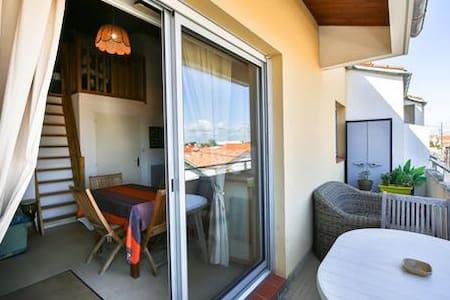 Appartement à 100m de la mer - Wohnung