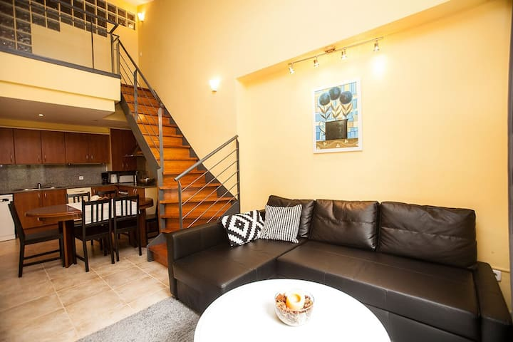 Duplex apartment 3 bedrooms 2 bathrooms - Girona - Apartemen