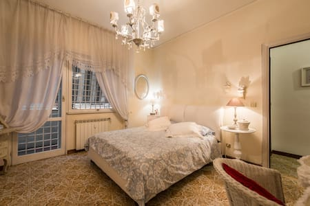 Comfortable Double Room - Lido di Ostia - Bed & Breakfast