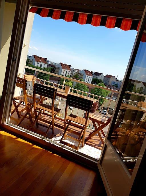 balcon n°1