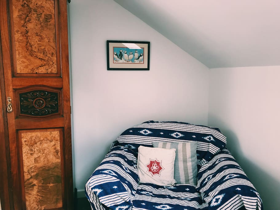 Comfortable master double room