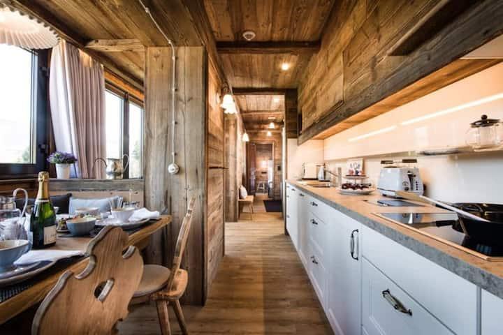 Präsidenten-Penthouse Suite - Luxus für 4 Personen
