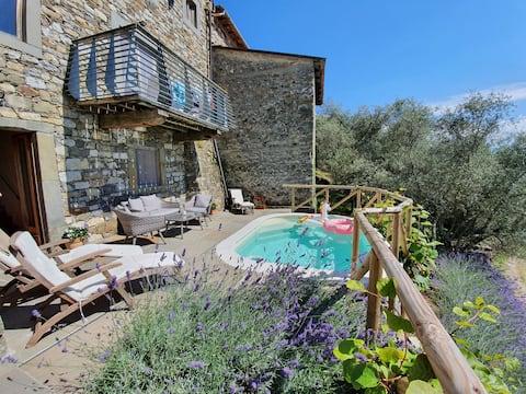 The Old Olive Press 'Il Vecchio Frantoio'