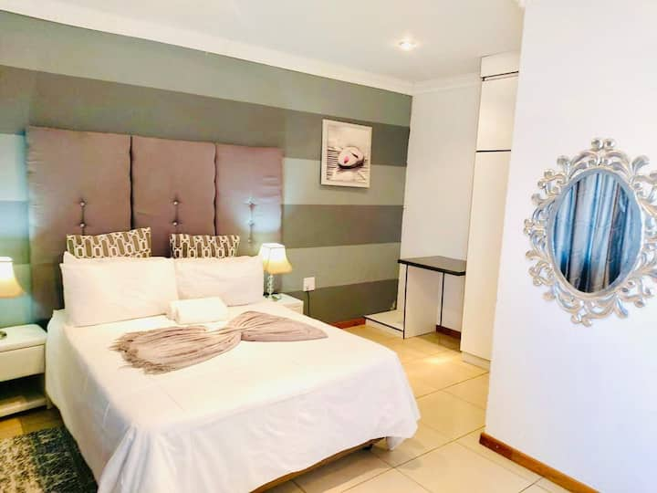 A comfortable, relaxed  & stylish accommodation