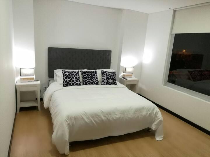Apartamento VIP, en la ciudad de Paipa-Boyacá