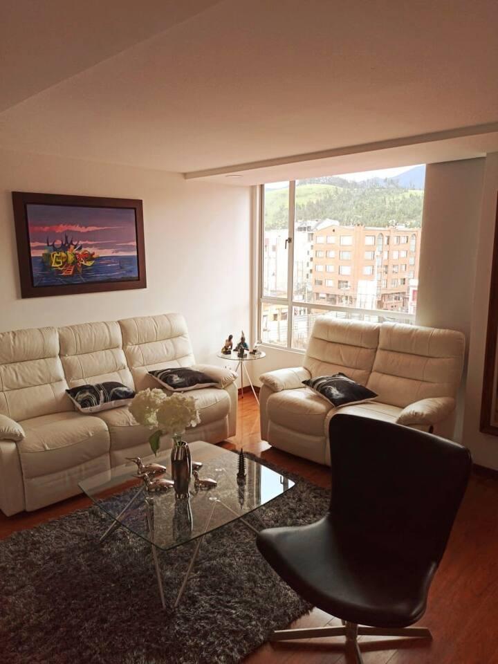 Apartamento Familiar AMPLIO Y ACOGEDOR en Pasto