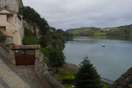 Piso rústico en casco histórico - San Vicente de la Barquera - Apartmen