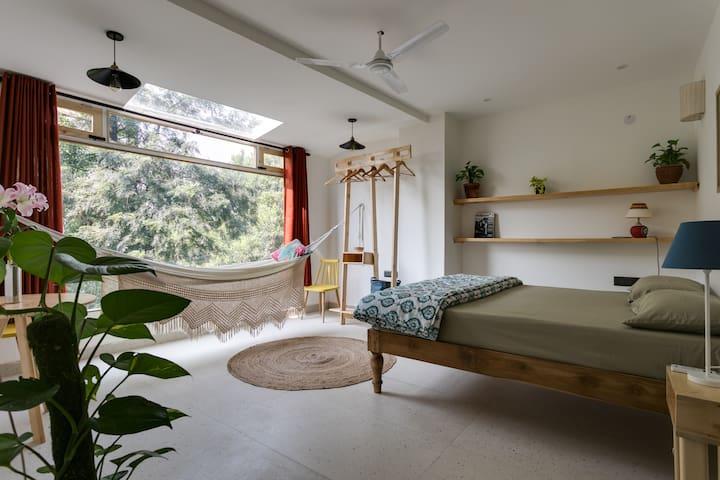 Park View - Skylight Room- Hauz Khas Village