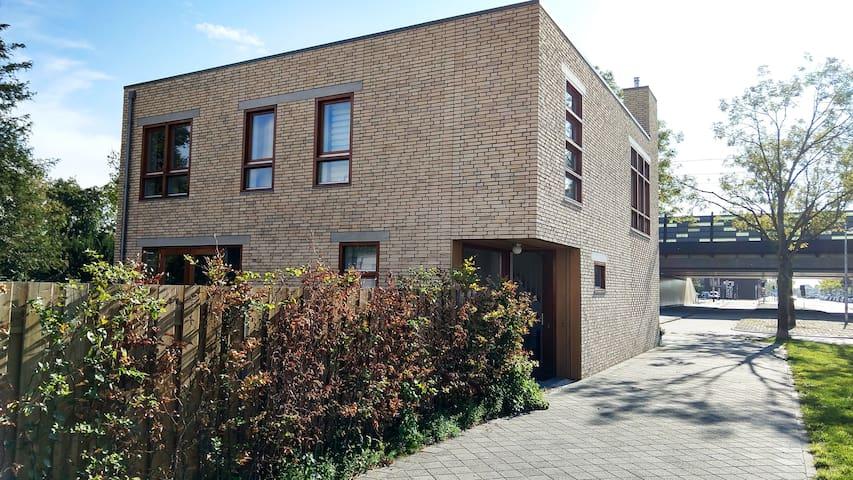 Utrecht City home with garden