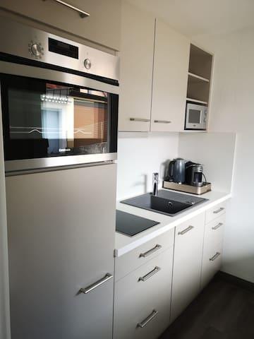 Modernes, praktisches Apartment in Böbingen
