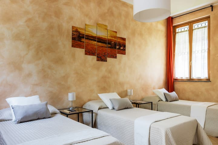 BORGO VISCONTEO APT 1 by ITALYVING