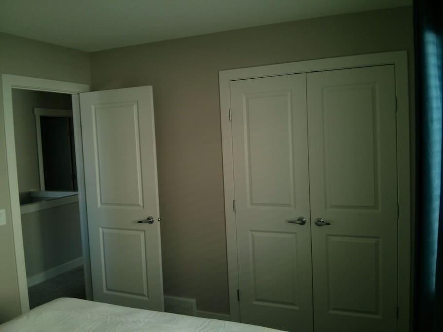 Closet - view 1