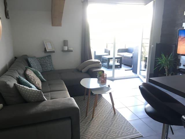 Appartement 42m2 proche Annecy