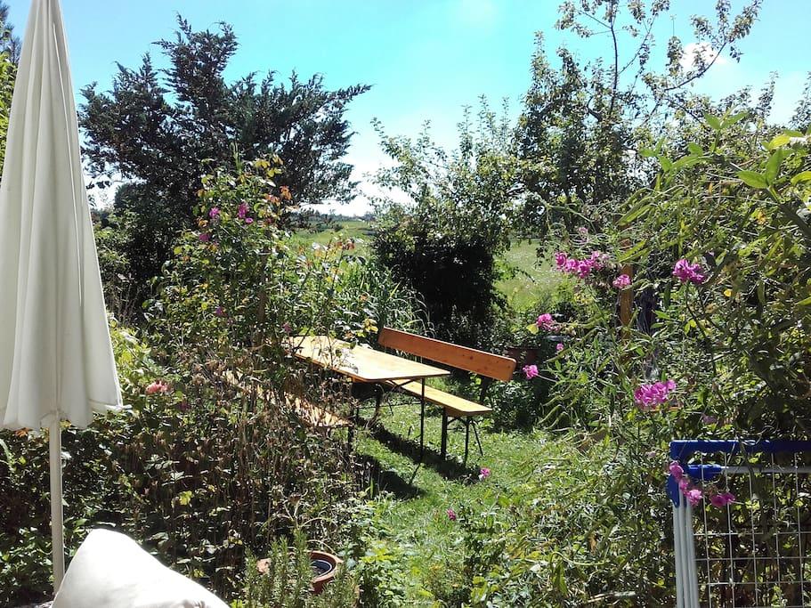 Beautiful Garten - Gartenmitbenutzung