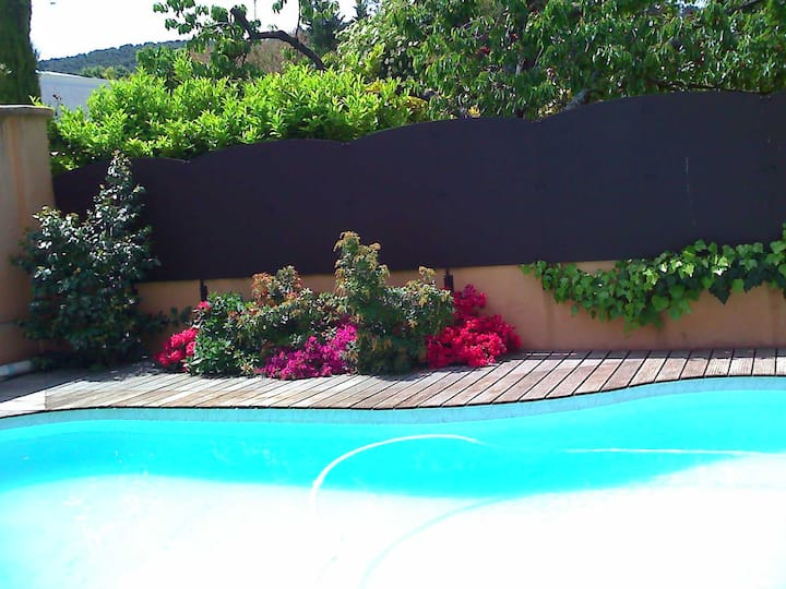 Villa en Provence à 10 mn d'Aix en Provence