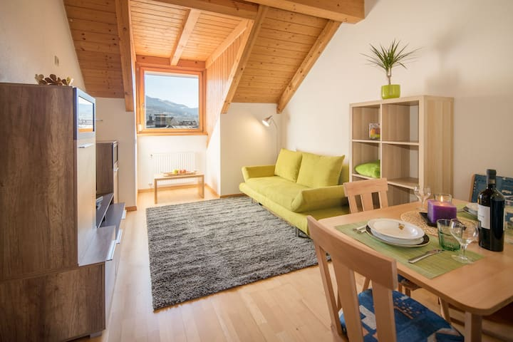 "CierreHoliday ""City Loft"" for 2/3 persons - Brunico - Apartamento"