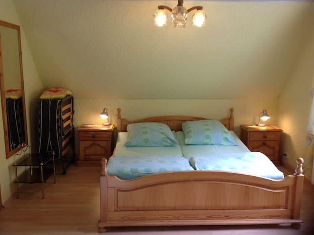 Schlafzimmer Nr. zwei